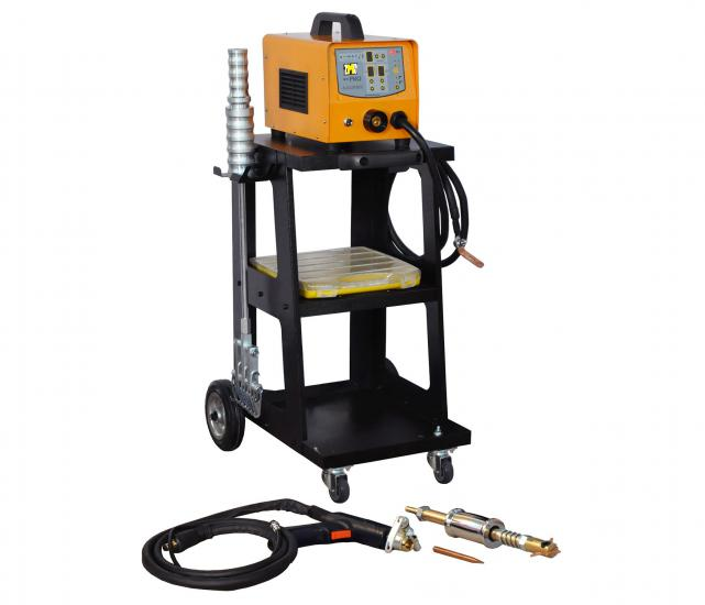 12000 Body Spotter Machine with tool cart